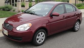 Hyundai Accent II (ТагАЗ) 2001 - 2012 Sedan #7