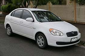 Hyundai Accent II (ТагАЗ) 2001 - 2012 Sedan #2