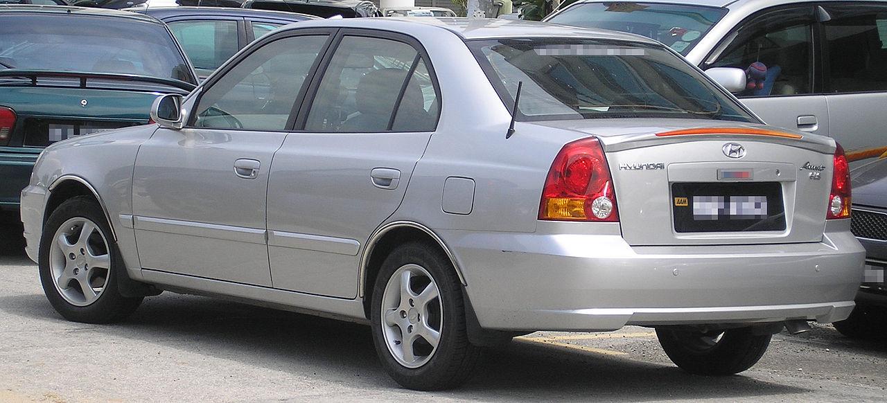 Hyundai Accent II (ТагАЗ) 2001 - 2012 Sedan #3