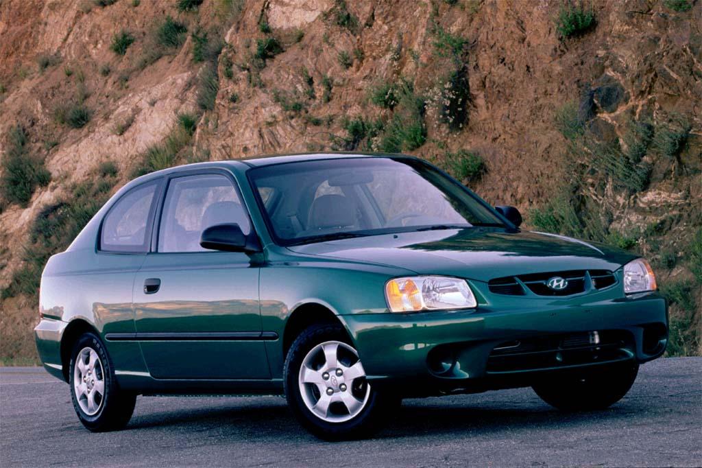 Hyundai Accent II 1999 - 2003 Hatchback 3 door #7