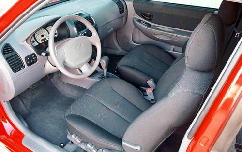 Hyundai Accent II 1999 - 2003 Hatchback 3 door #3