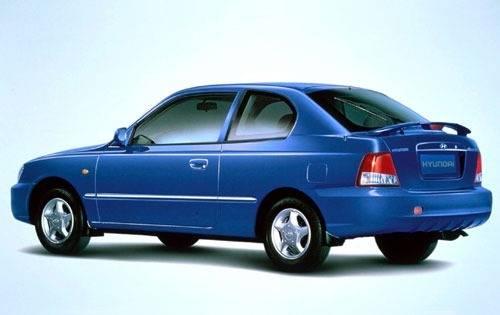 Hyundai Accent II 1999 - 2003 Sedan #8