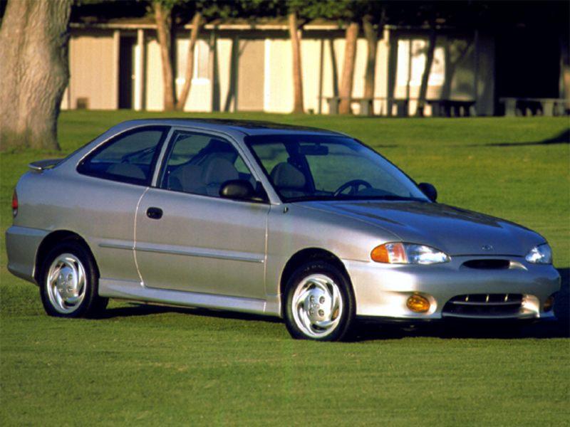 Hyundai Accent II 1999 - 2003 Sedan #5