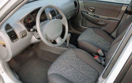 Hyundai Accent II 1999 - 2003 Sedan #7