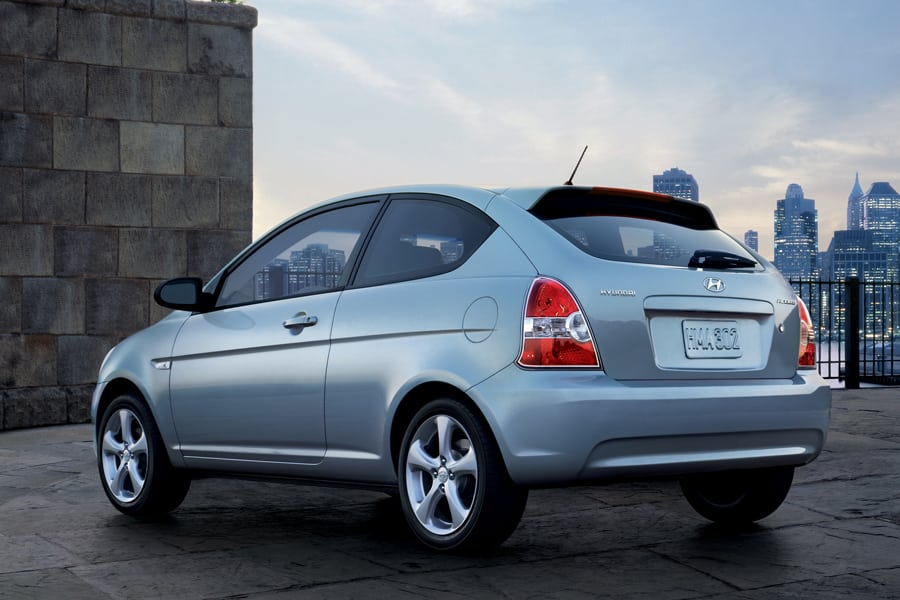 Hyundai Accent II Restyling 2003 - 2006 Hatchback 3 door #8