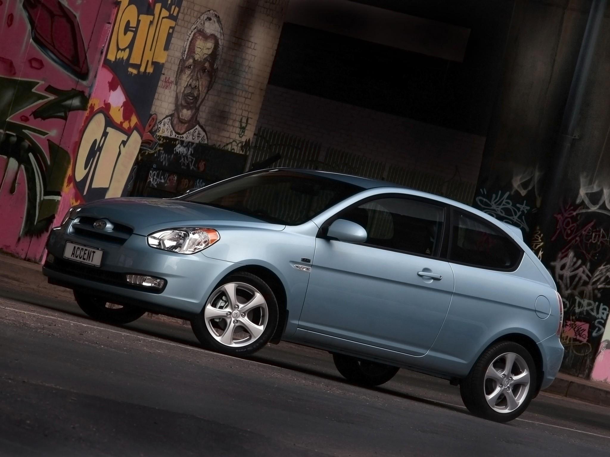 Hyundai Accent III 2006 - 2011 Hatchback 3 door #3