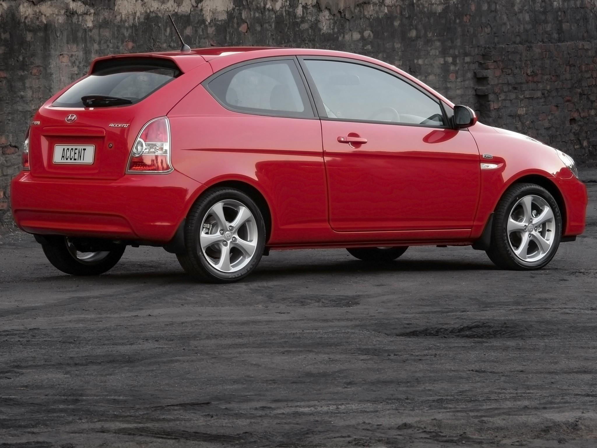 Hyundai Accent III 2006 - 2011 Hatchback 3 door #2