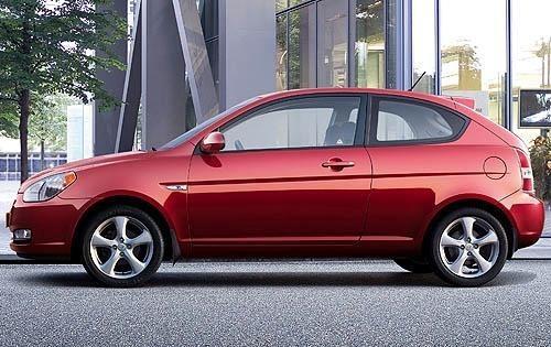 Hyundai Accent III 2006 - 2011 Hatchback 3 door #8