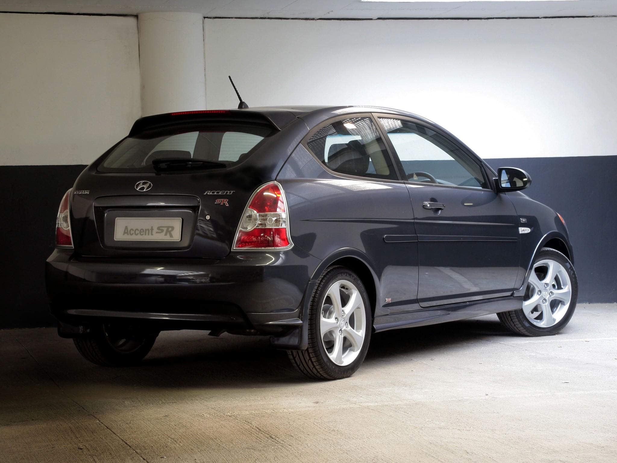 Hyundai Accent III 2006 - 2011 Hatchback 3 door #4