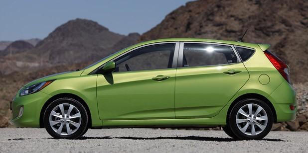 Hyundai Accent IV 2010 - now Hatchback 5 door #8