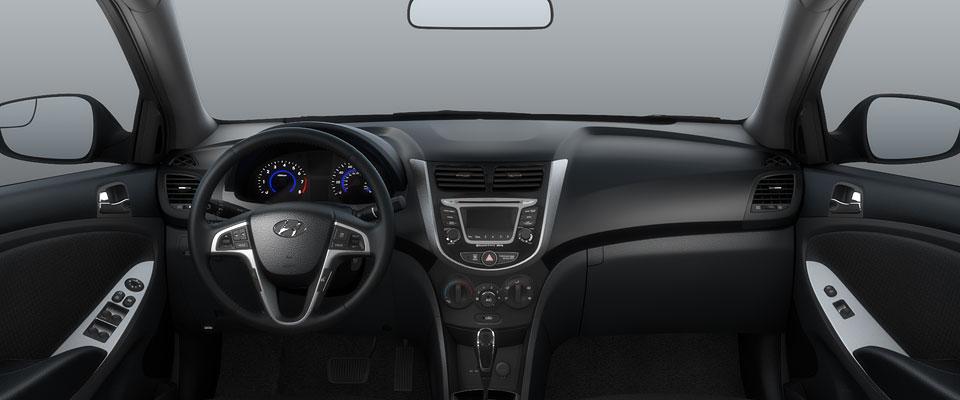 Hyundai Accent IV 2010 - now Hatchback 5 door #5