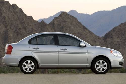 Hyundai Accent IV 2010 - now Sedan #6