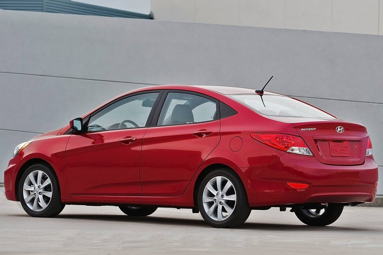 Hyundai Accent IV 2010 - now Sedan #5