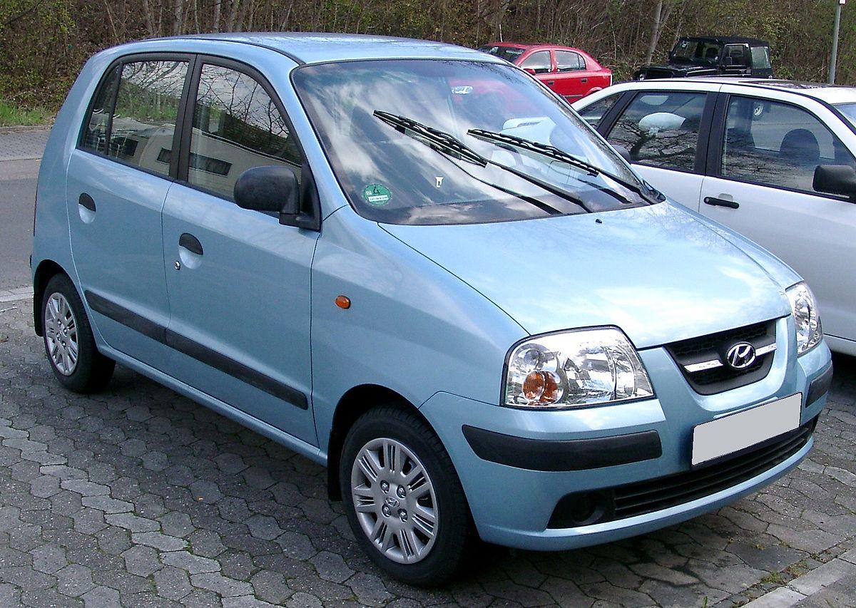 Kia Visto 1999 - 2004 Hatchback 5 door #8