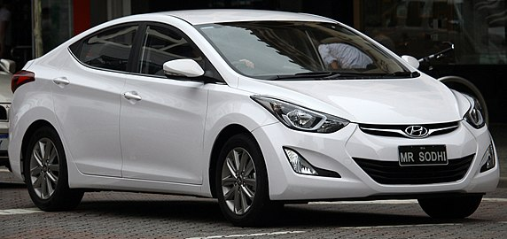 Hyundai Elantra III (XD2) Restyling 2003 - 2010 Sedan :: OUTSTANDING