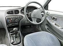 Hyundai Lantra I 1990 - 1995 Sedan #6