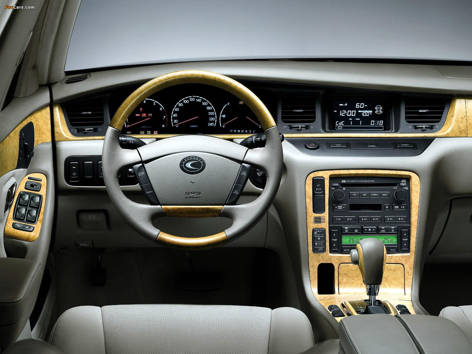 Hyundai Centennial 1999 - 2008 Sedan #3