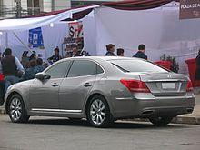 Hyundai Centennial 1999 - 2008 Sedan #2
