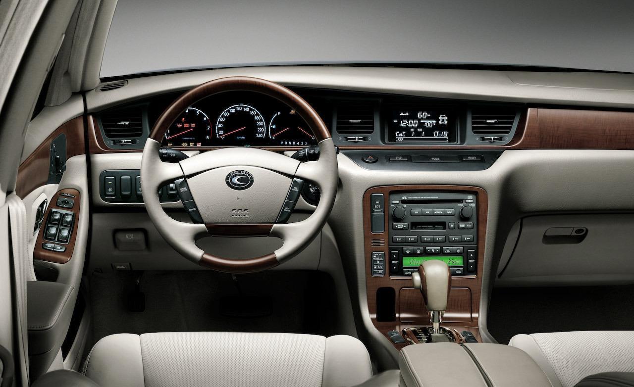Hyundai Centennial 1999 - 2008 Sedan #1