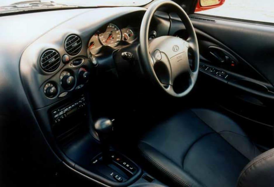 Hyundai Coupe I (RD) 1996 - 1999 Coupe #7
