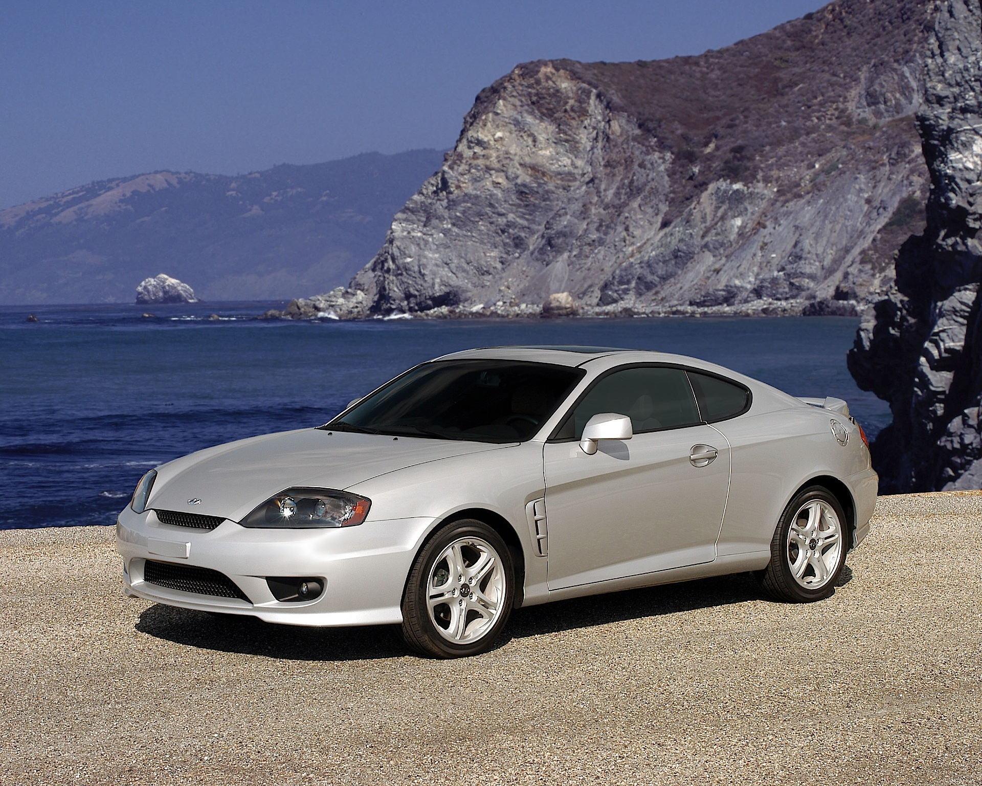 Hyundai Coupe II (GK) Restyling 2007 - 2009 Coupe #6