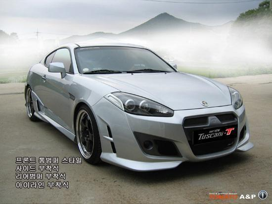 Hyundai Coupe II (GK) Restyling 2007 - 2009 Coupe #4