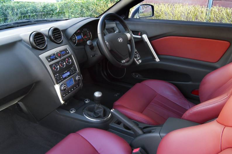 Hyundai Coupe II (GK) Restyling 2007 - 2009 Coupe #3