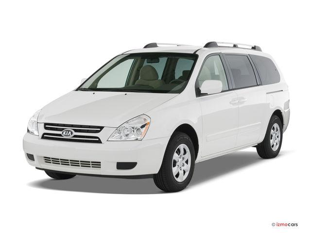 Hyundai Entourage 2006 - 2009 Minivan #5
