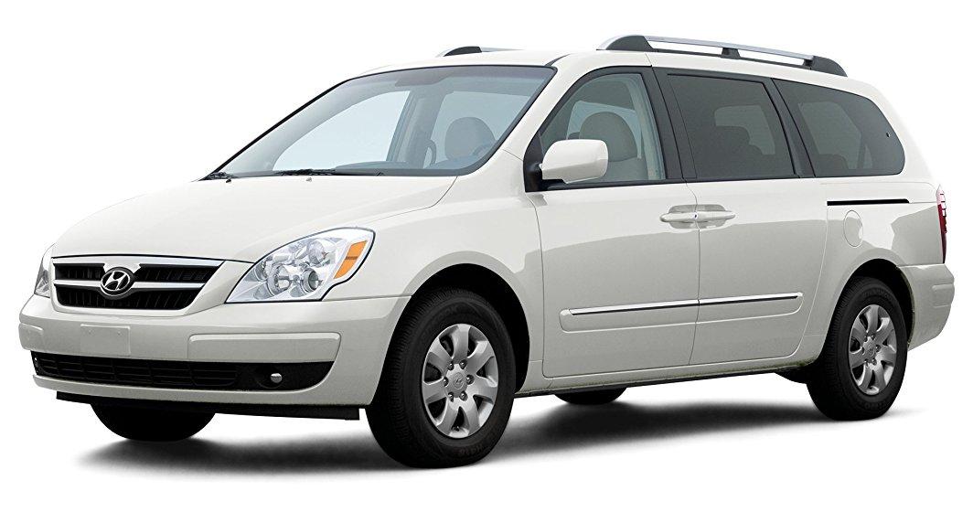 Hyundai Entourage 2006 - 2009 Minivan #2