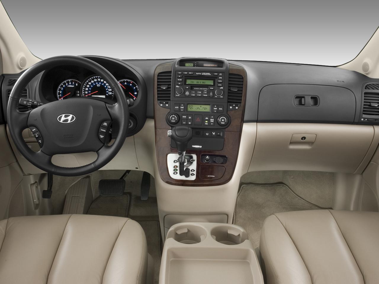 Hyundai Entourage 2006 - 2009 Minivan #3