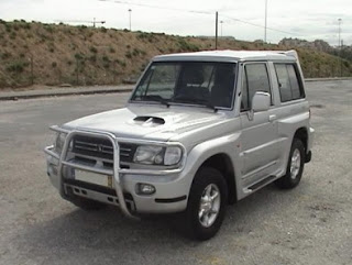 Hyundai Galloper 1991 - 2003 SUV 3 door #2