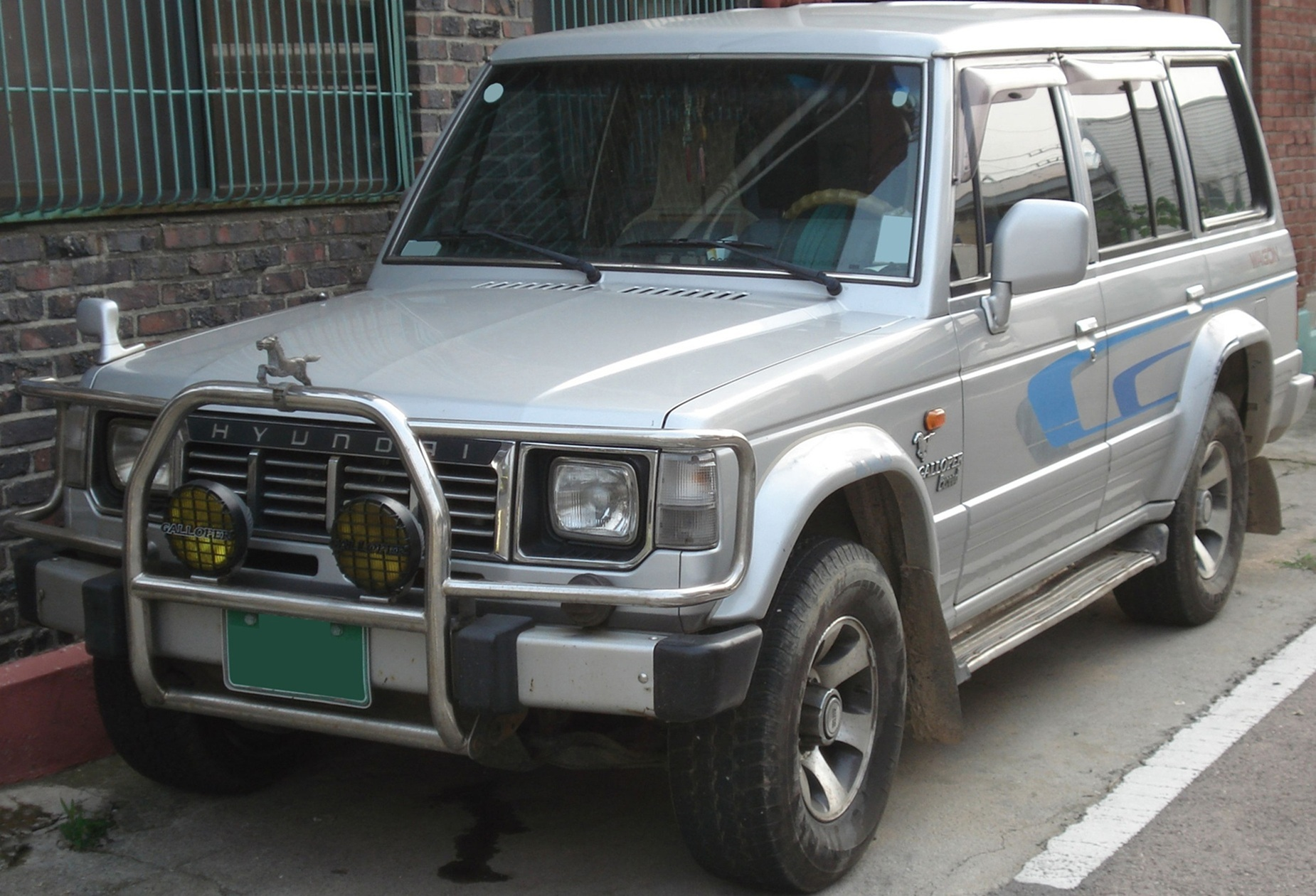 hyundai galloper 1991 2003 suv 5 door outstanding cars rh carsot com Ford F-250 Diesel Manual Ford F-350 Diesel Manual