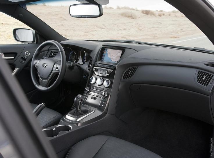 Hyundai Genesis Coupe I Restyling 2012 - 2016 Coupe #1