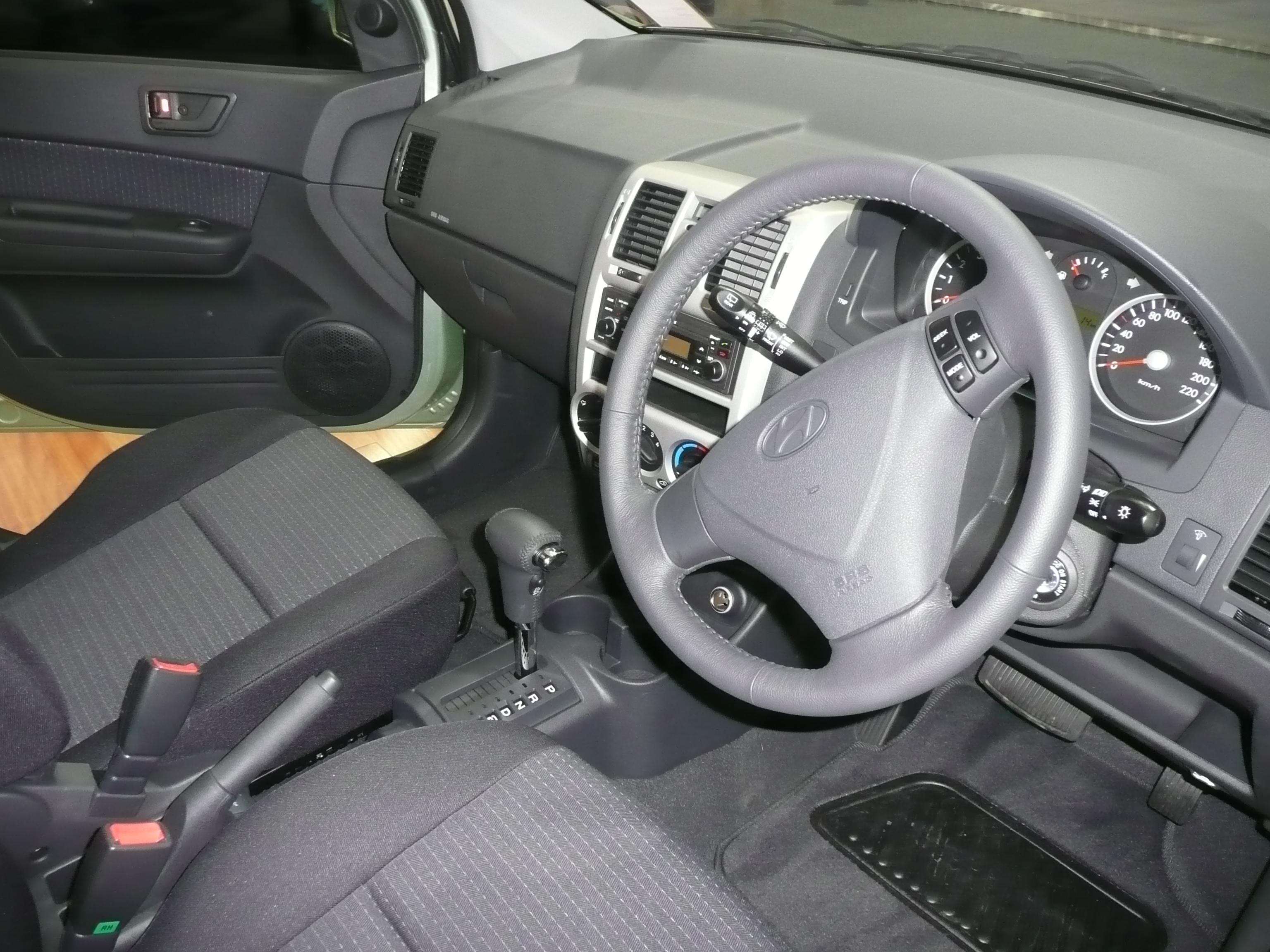 Hyundai Getz I 2002 - 2005 Hatchback 5 door #1