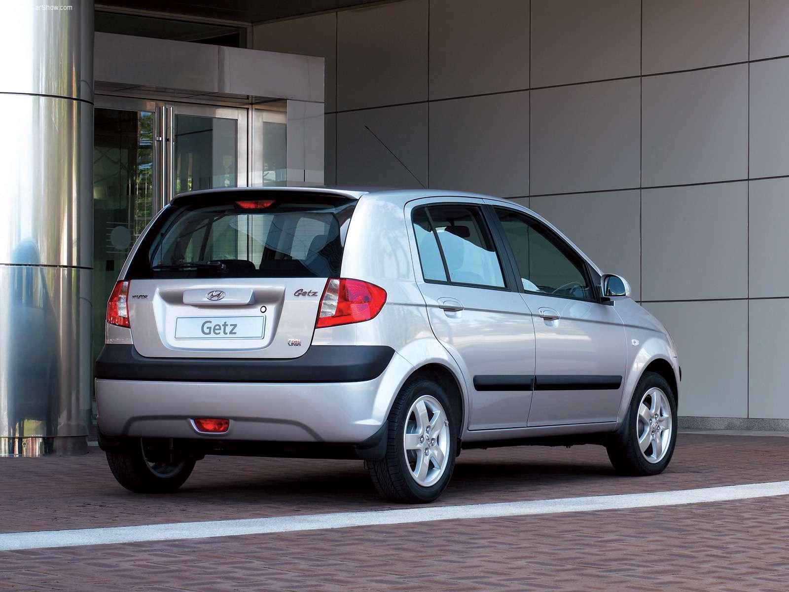Hyundai Getz I Restyling 2005 - 2011 Hatchback 3 door #3