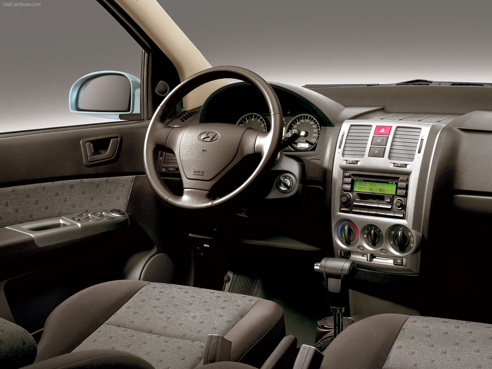 Hyundai Getz I 2002 - 2005 Hatchback 5 door #6