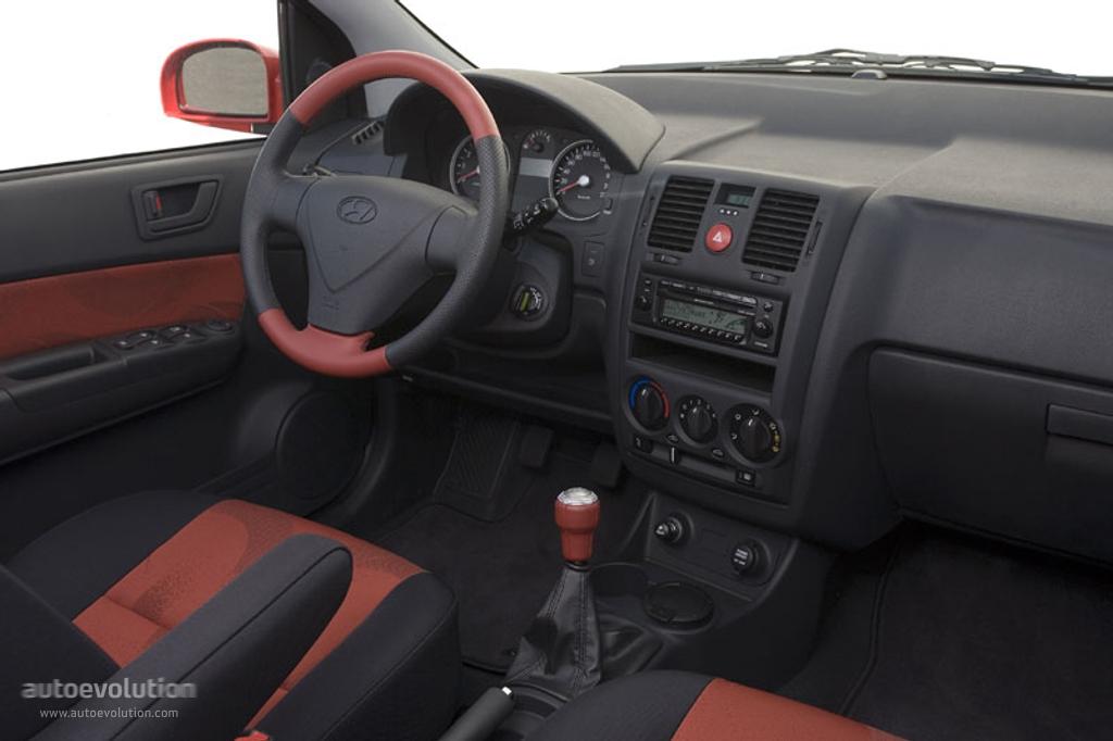 Hyundai Getz I Restyling 2005 - 2011 Hatchback 3 door #8