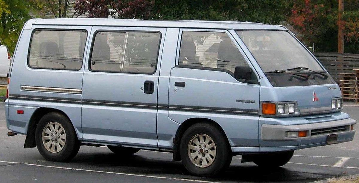 Mitsubishi Delica III 1986 - 1999 Minivan #8