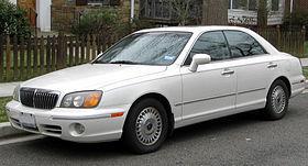 Hyundai XG I 1998 - 2003 Sedan #8