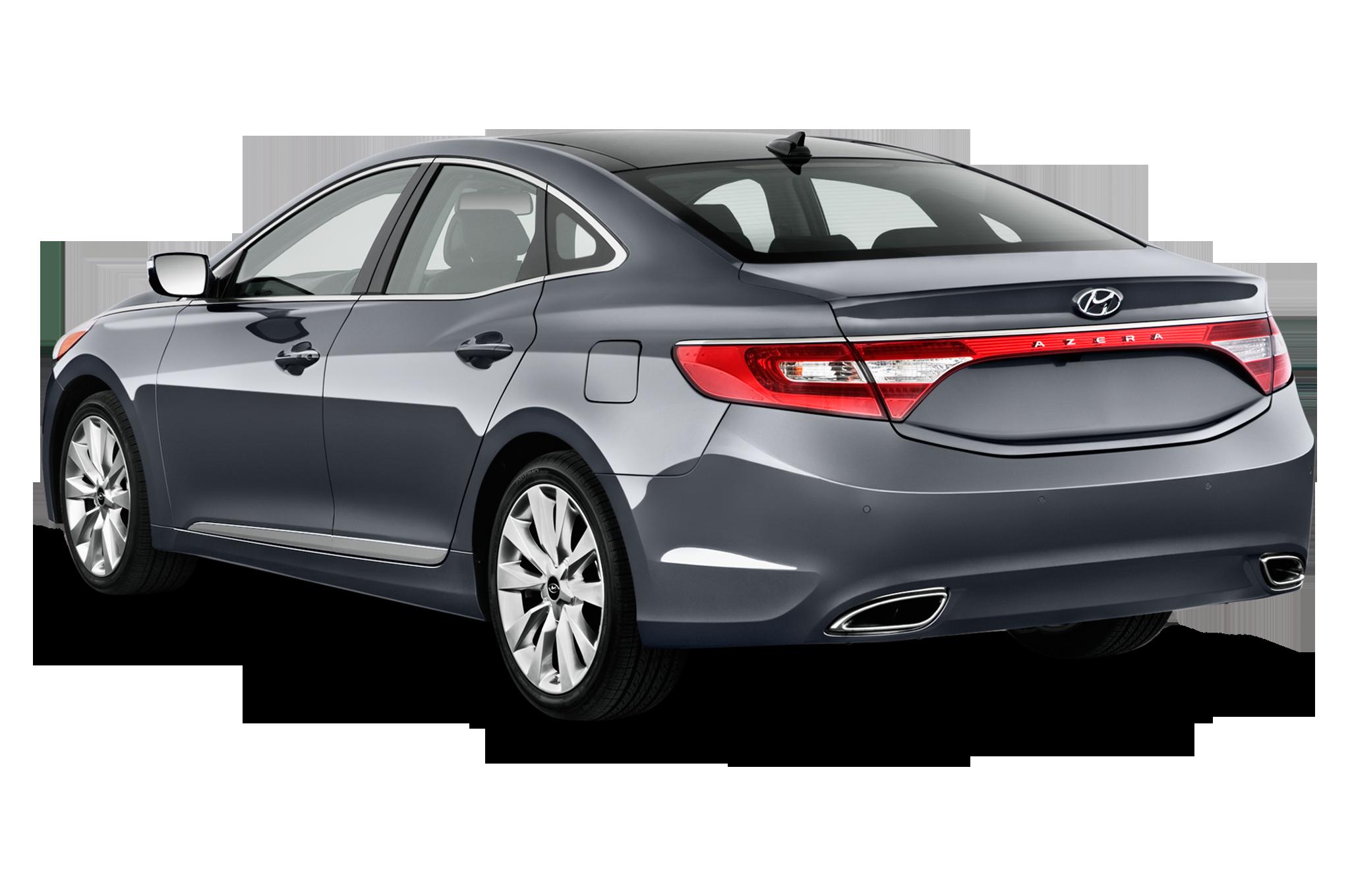 Hyundai Grandeur V 2011 - 2016 Sedan #1