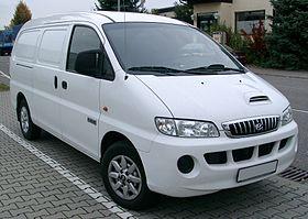 Hyundai H-1 I 1997 - 2004 Minivan #4