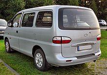 Hyundai H-1 I 1997 - 2004 Minivan #6