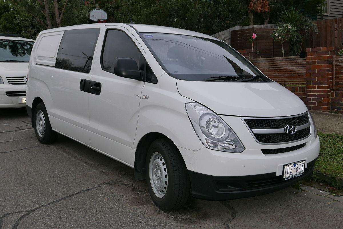Hyundai H-1 I 1997 - 2004 Minivan #8