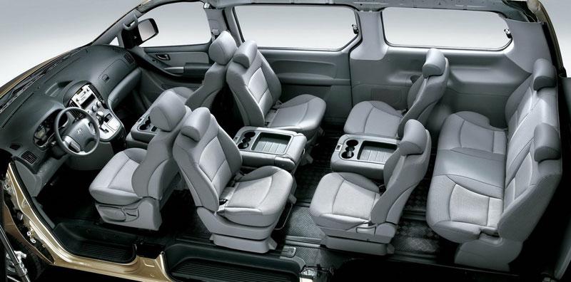 Hyundai H-1 II 2007 - 2015 Minivan #3