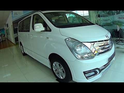 Hyundai H-1 II Restyling 2015 - now Minivan #4