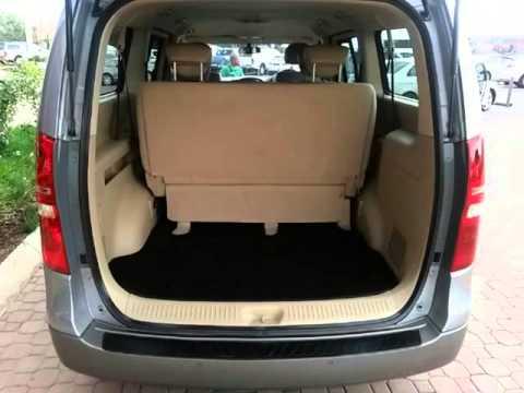 Hyundai H-1 II Restyling 2015 - now Minivan #7