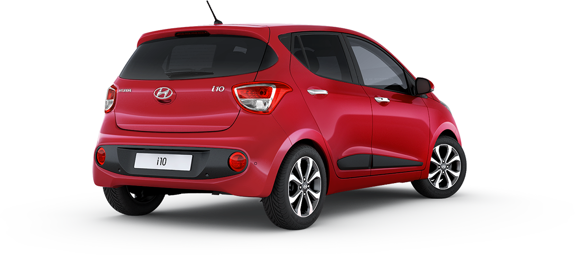 Hyundai i10 II Restyling 2016 - now Hatchback 5 door #1