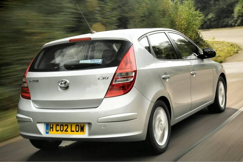 Hyundai i30 I 2007 - 2010 Hatchback 5 door #4
