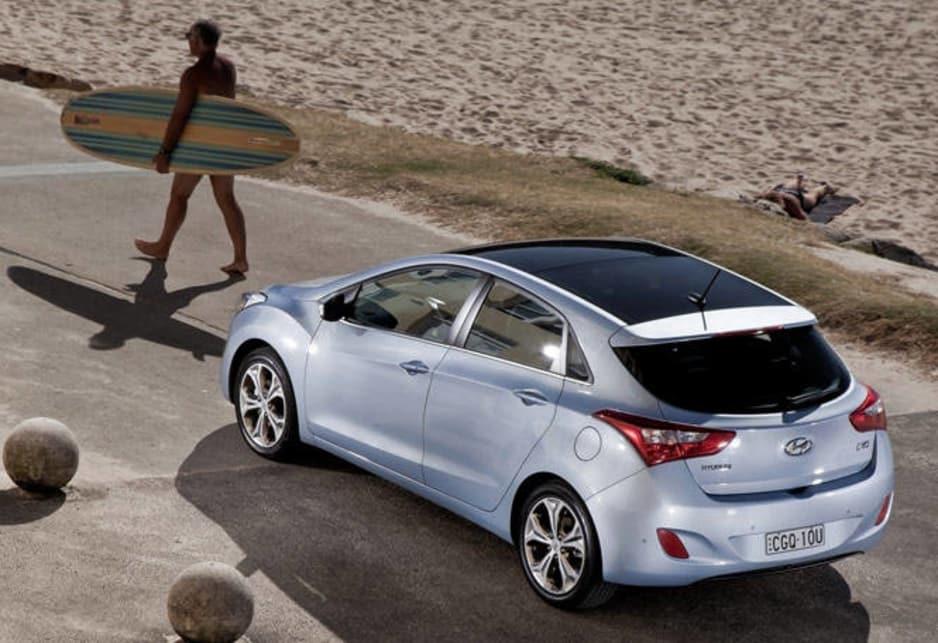 Hyundai i30 I Restyling 2010 - 2012 Hatchback 5 door #4