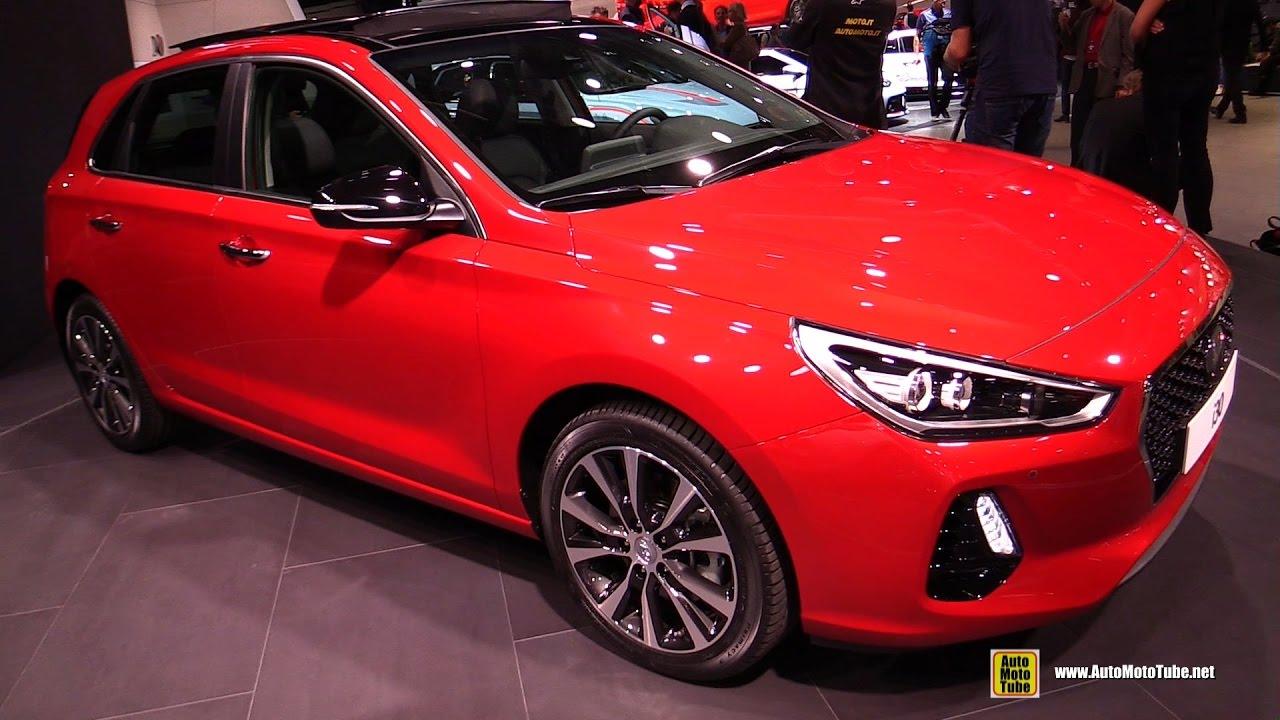 Hyundai i30 III 2017 - now Hatchback 5 door #6